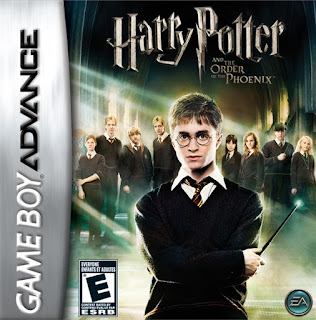 Harry Potter and the Order of the Phoenix ( BR ) [ GBA ]