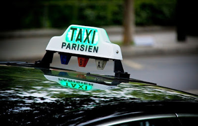 Taxi Parisien in Paris for Airport Transfer