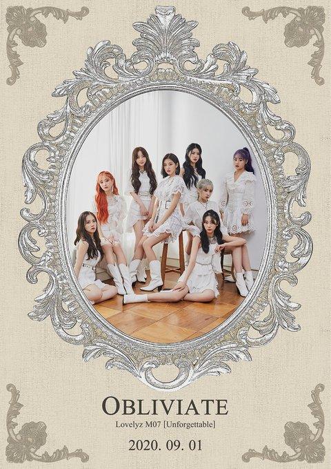 [PANN]Lovelyz'in 1 Eylül dönüşünden teaser fotoğrafları