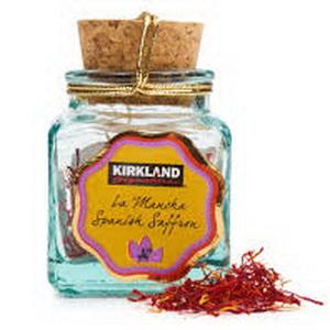 Nhụy Hoa Nghệ Tây Hữu Cơ Kirkland Organic Saffron Hàng Xách Tay Từ Mỹ
