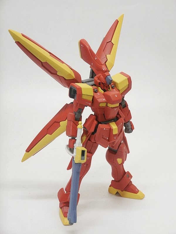 "Custom Build: 1/144 F99 Record Breaker ""Crossbone Gundam Maoh"""