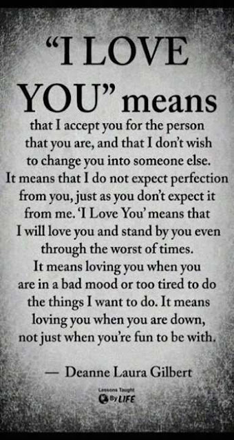 I Love You Mean That