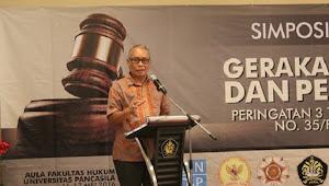 Guru Besar UI: Penampilan Jokowi Merakyat, Kebijakannya Menyengsarakan Rakyat & Merusak Lingkungan