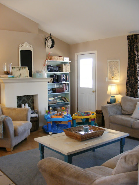 {Home Staging 101} Part 2: My Living Room