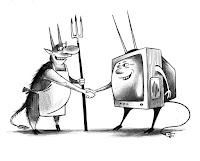 Propaganda im Fernsehen