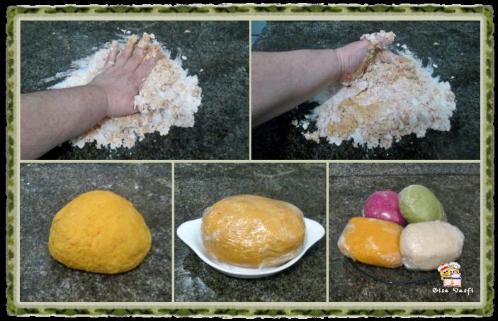Massas básicas de macarrão 5