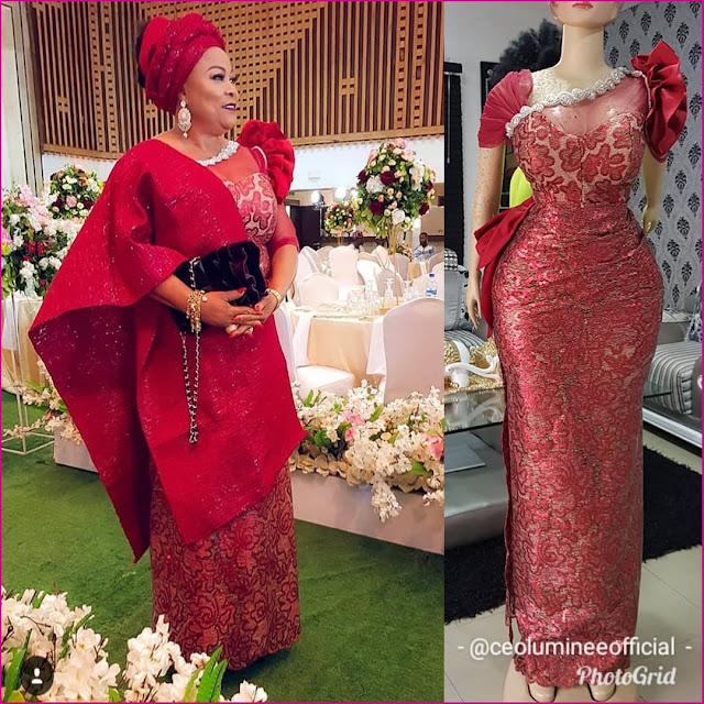 2019 Latest and Classy Asoebi Styles