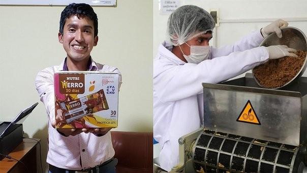 Creador de galletas que curan la anemia pide ingresar a programa Qali Warma