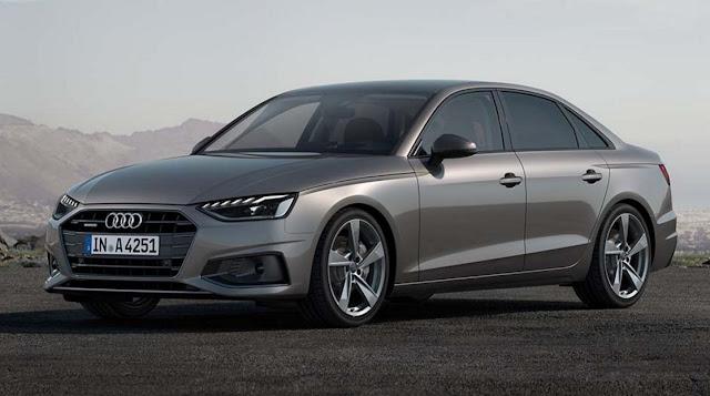 Pajak dan Harga Mobil Audi Terbaru