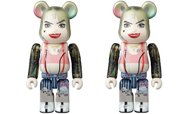 Birds of Prey (and the Fantabulous Emancipation of One Harley Quinn) Harley Quinn 100% Be@rbrick Vinyl Figure by Medicom Toy