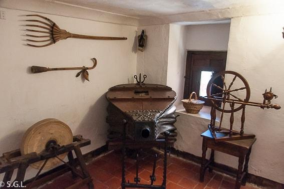 Interior Casa Museo Familia Perez y Toyuela