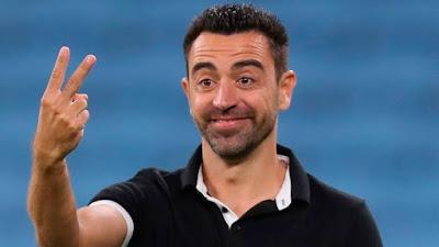 Xavi Reveals Club That May Win Champions League
