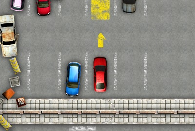 Parking Fury Online Game