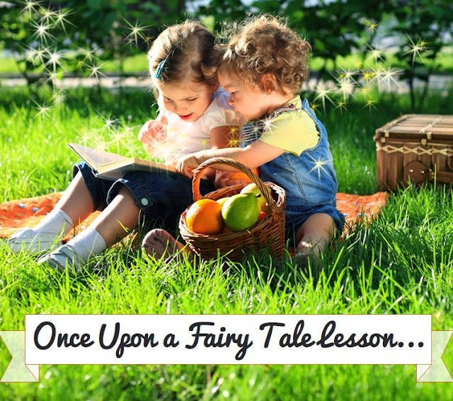 homeschool of the arts once upon a fairy tale lesson. Black Bedroom Furniture Sets. Home Design Ideas