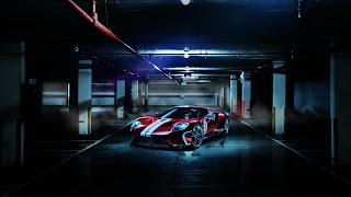 Lambo Black Car Mobile HD Wallpaper