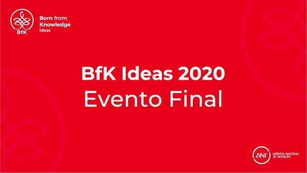 Concurso de ideias BfK 2020: sustentabilidade, educação e respostas a cancro e vírus entre os vencedores