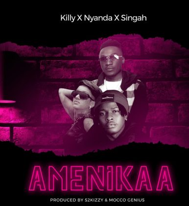 Download Audio   Killy x Nyanda x Singah - Amenikaa