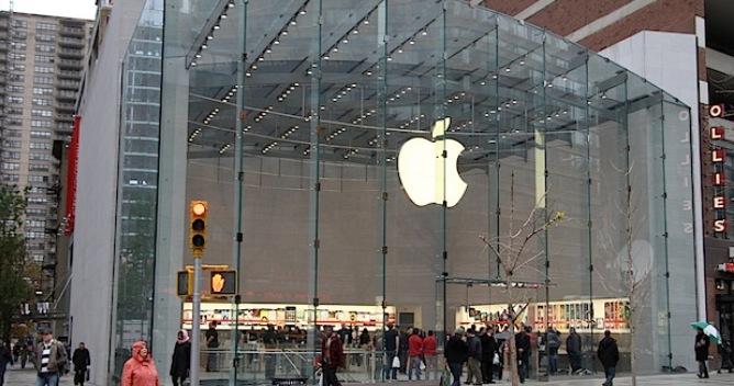 Apple está sobrevalorada