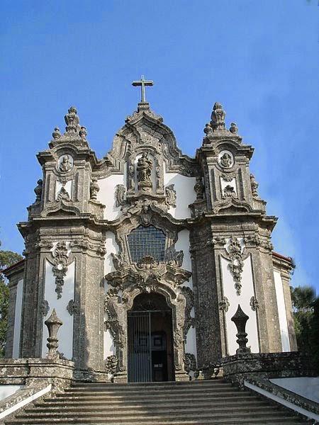 Igreja de Santa Maria Madalena da Falperra