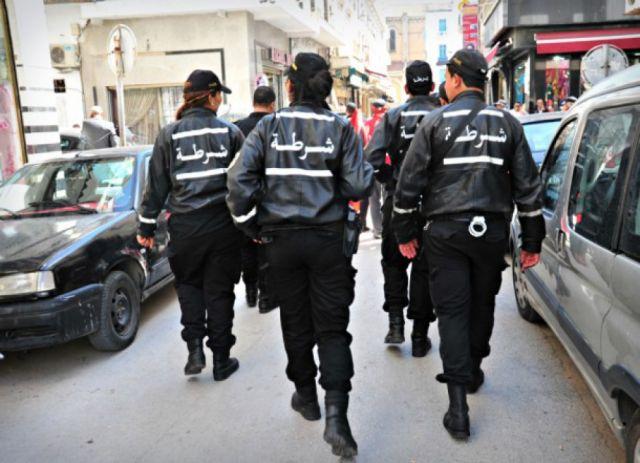 المهدية : القبض على امرأة من أجل الإنتماء إلى تنظيم إرهابي