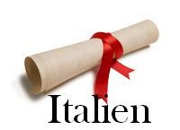 bac en italien