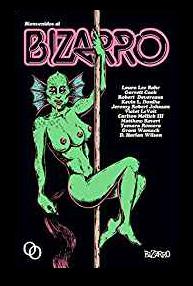 cubierta-libro-antología-bienvenidos-al-bizarro-varios-autores