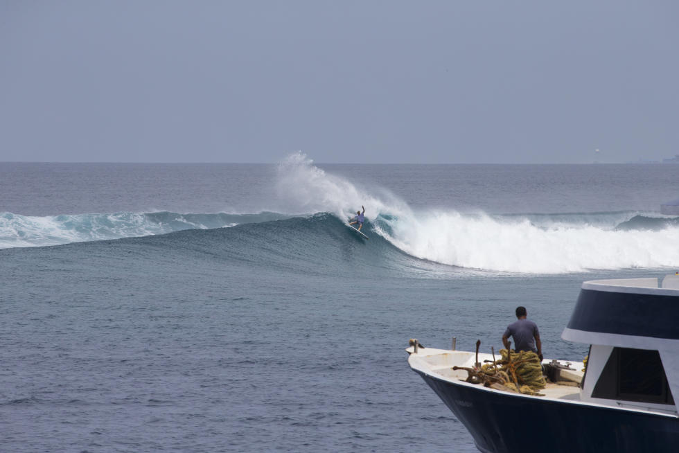 14 Shane Dorian Four Seasons Maldives Surfing Champions Trophy foto WSL Sean Scott