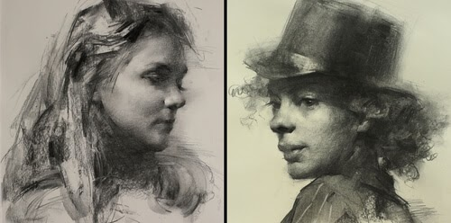 00-Zhaoming-Wu-Black-and-White-Charcoal-Portraits-www-designstack-co