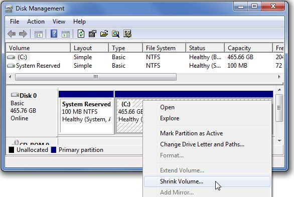 Metode Cara Partisi Hard Disk Tanpa Memformat