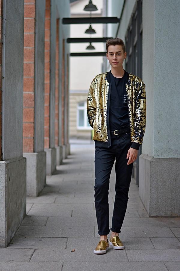 Modeblogger zeigt neuen Trend