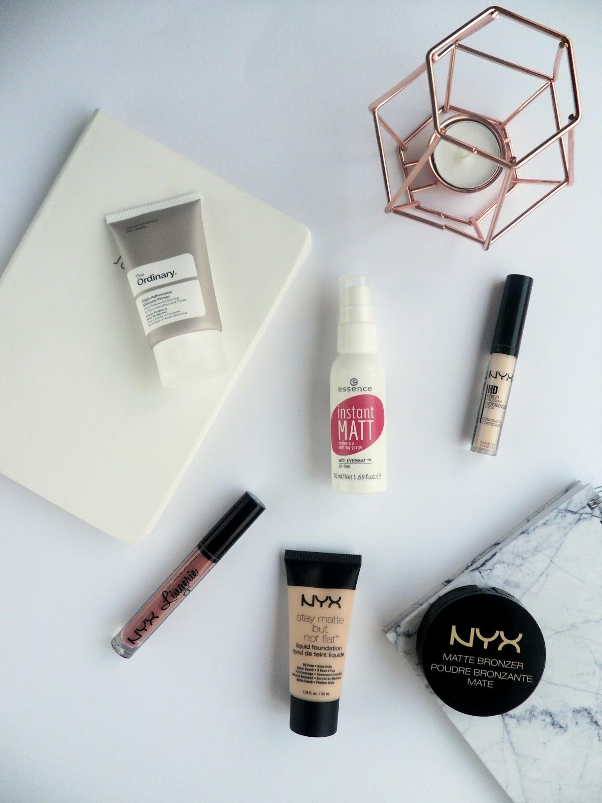Beauty Haul (NYX, The Ordinary and Essence)