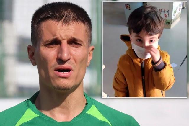 Párnával fojtotta meg kisfiát a focista
