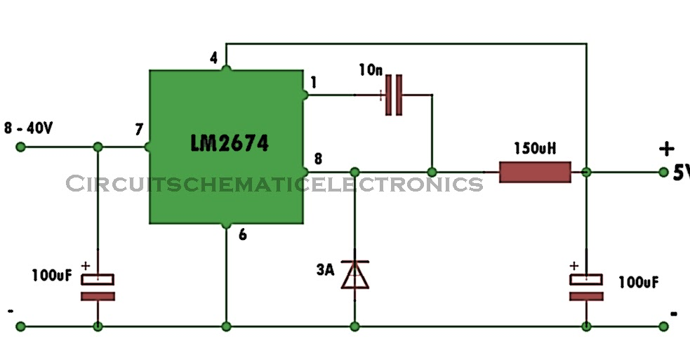 Power Supply Schematic Besides Switching Power Supply Circuit Diagram