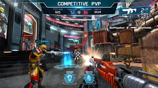 Shadowgun Legends MOD Apk Data Obb - Free Download Android Game
