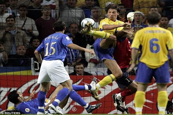 Italia vs Swedia