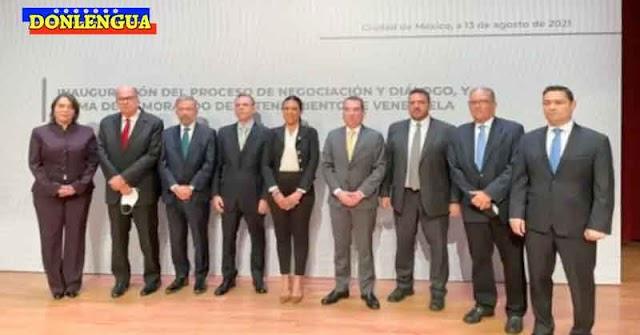Este es el grupo que negocia el futuro de los venezolanos sin preguntarnos ni pedir permiso