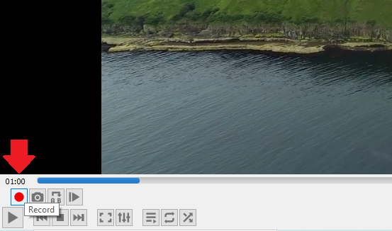trim video step 2