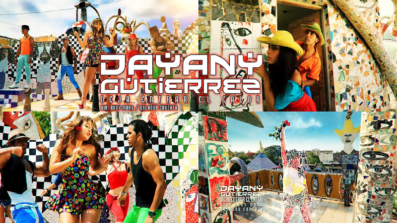 Dayany Gutiérrez - ¨Deja entrar el calor¨ - Videoclip - Dirección: Rudy Mora - Orlando Cruzata. Portal Del Vídeo Clip Cubano