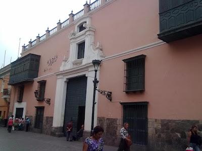 Casa de la Riva, Casonas Lima, Centro histórico Casonas