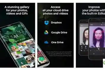 Cara Mengaktifkan Mode Gelap di Aplikasi Foto di Android