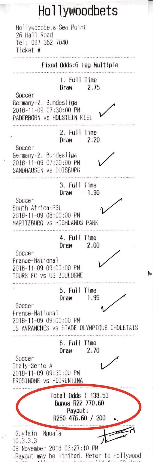 how to win big on soccer betting