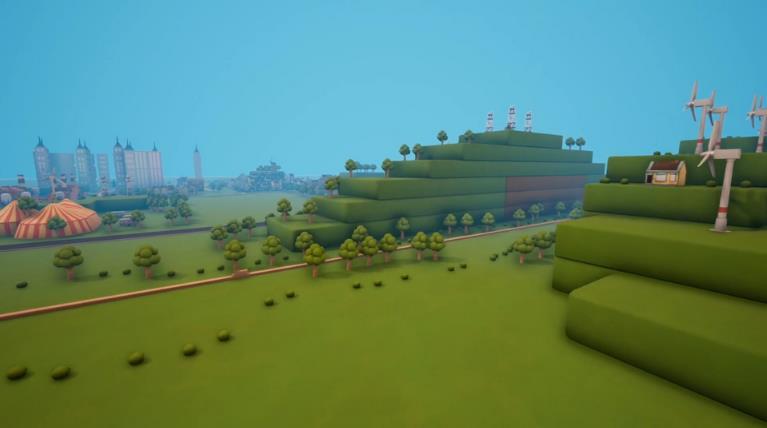 Tracks Train Set Game PC Full Español
