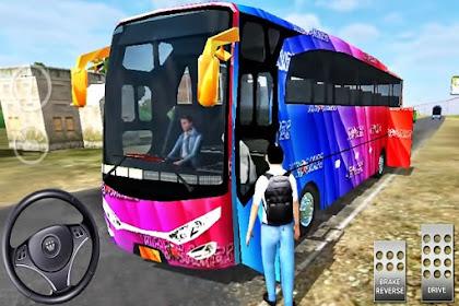 Bus Simulator Indonesia Game Dengan Grafis Unik Ala Tanah Air