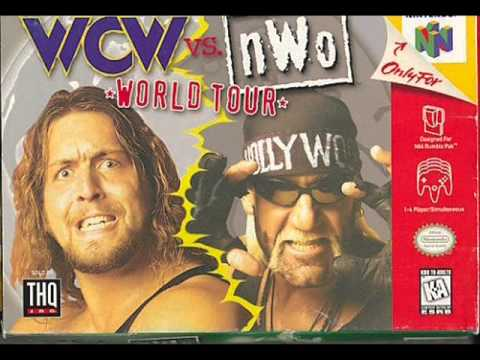 WCW vs. NWO  World Tour