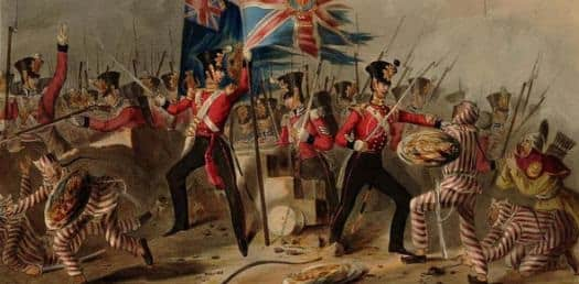 Quiz on Wars fought by India for Britain before Independence