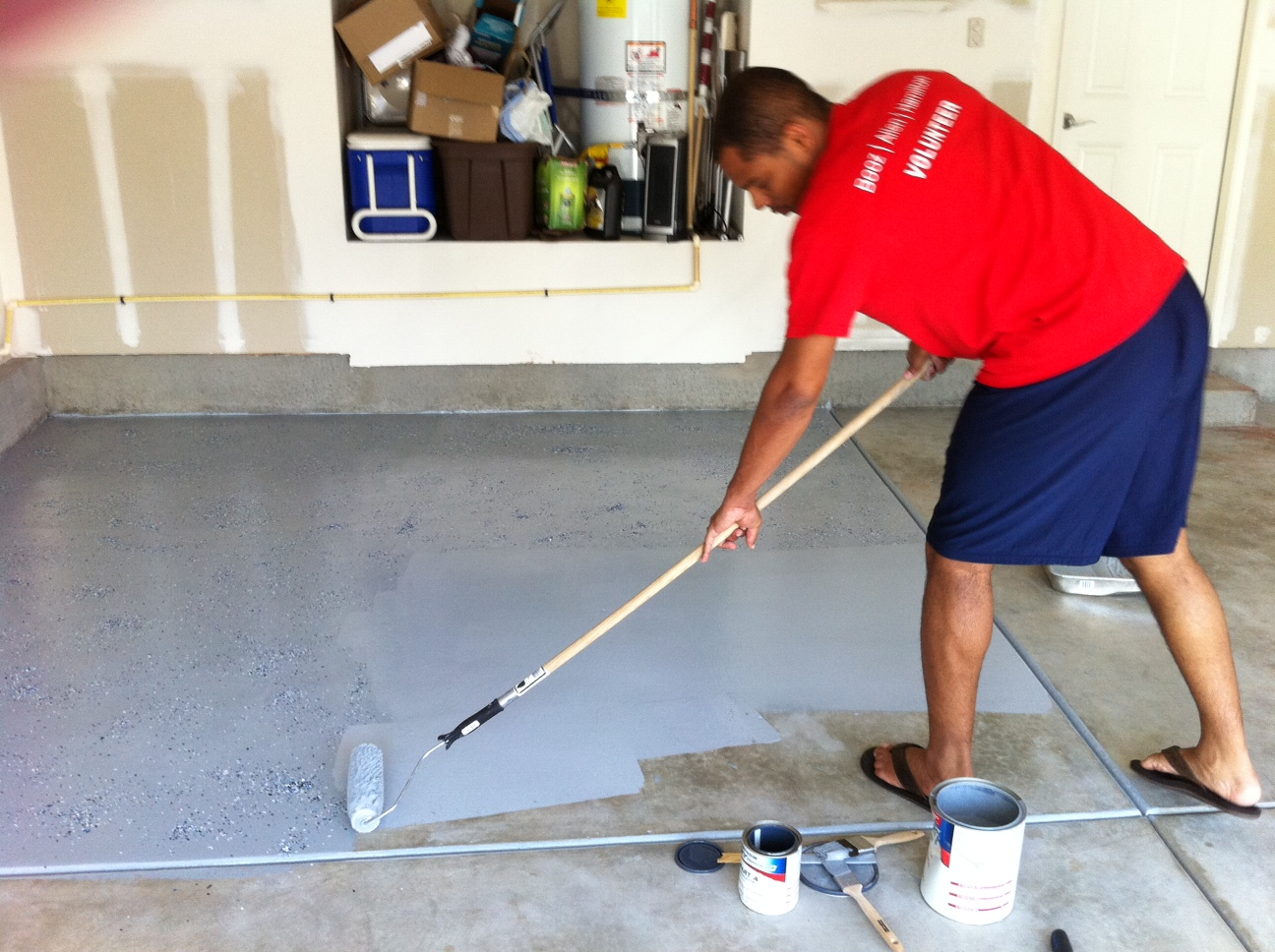 Epoxy Paint Home Depot Home Painting Ideas