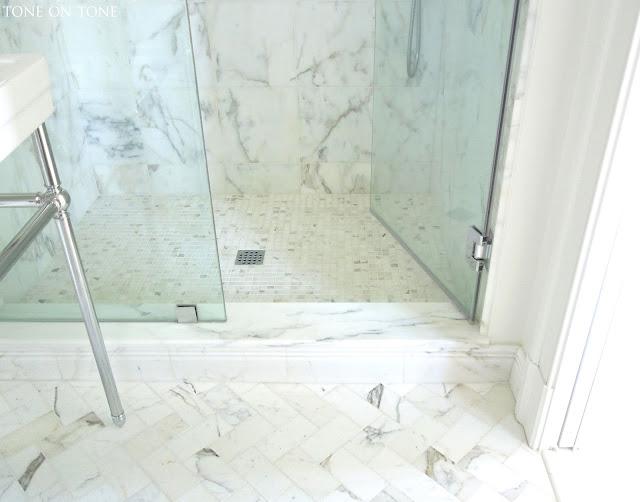 Tone On Tone Interior Amp Garden Design Small Bathroom