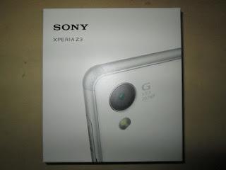 Dus Hape Sony Xperia Z3