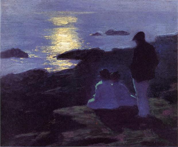 Edward Henry Potthast Paintings