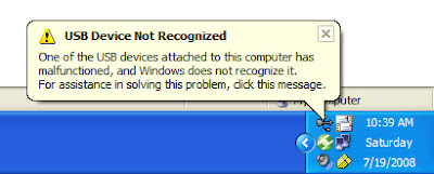 "Cara Handal Memperbaiki ""USB Device Not Recognized"" Windows 7/8/XP"